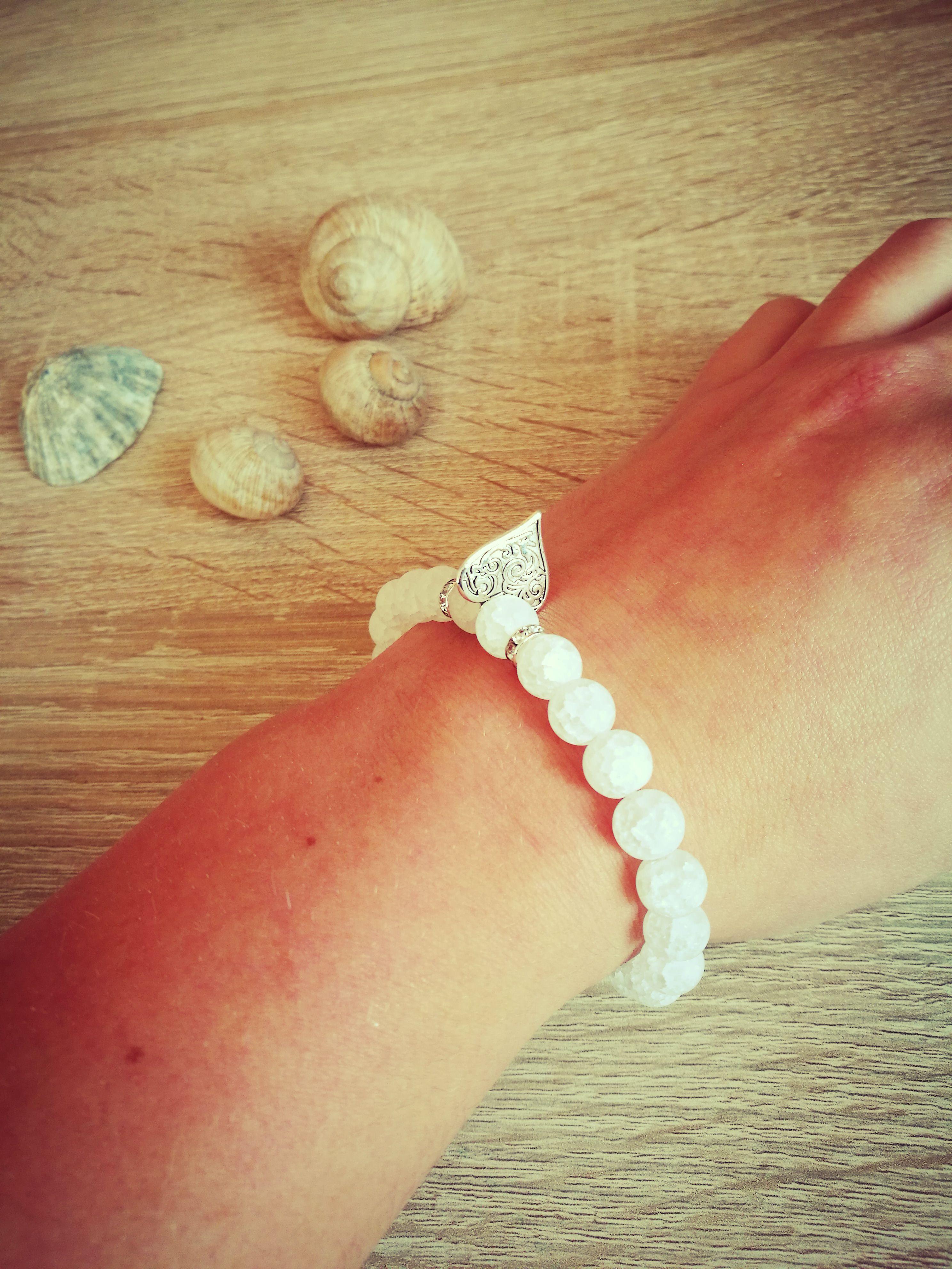 handmade jewelry gemstone bracelete