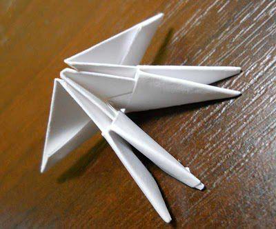 crafts origami paper make swan