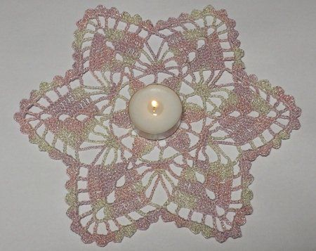 textile crochet patterns doily goods