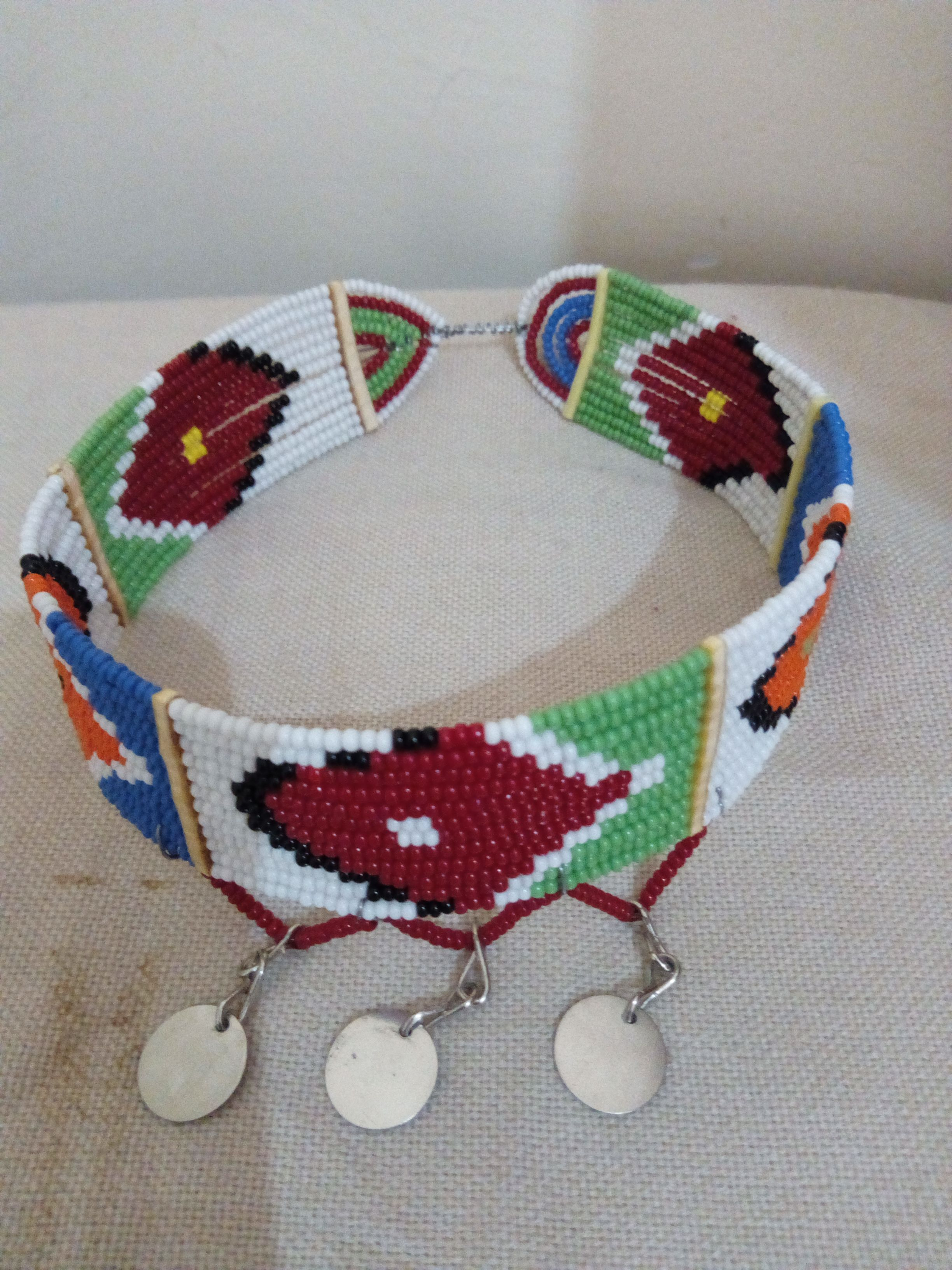 necklaces beaded choker