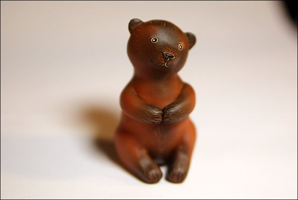 brown gift bear kindness