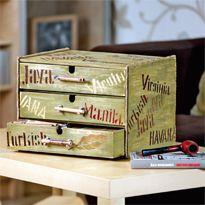 cigars boxes humidor materials make