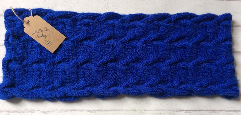 snood infinity wool scarf