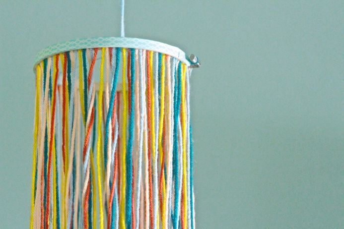 decor chandelier decoration interior house home yarn design