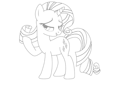 step rarity draw pencil art