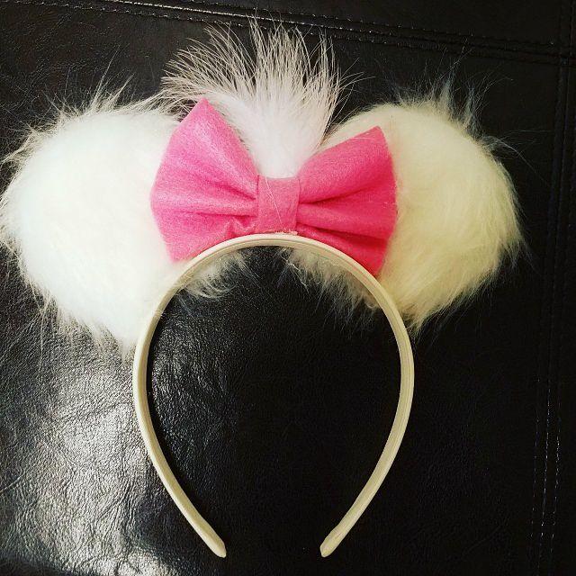 marie aristocats mickey disney ears minnie