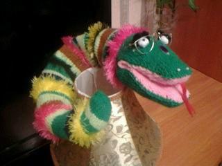 toy gift knitting handmade kids