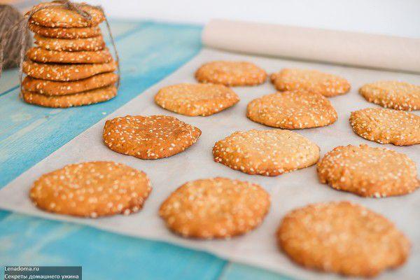 handmade home kitchen family idea tasty cookies tea guests sesamecookies delocious quickrecipe fortea
