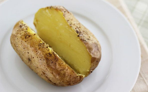 cookery baked cook potatoes recipe