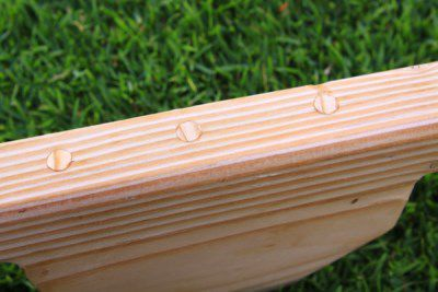 wooden instruction unusual stilts make