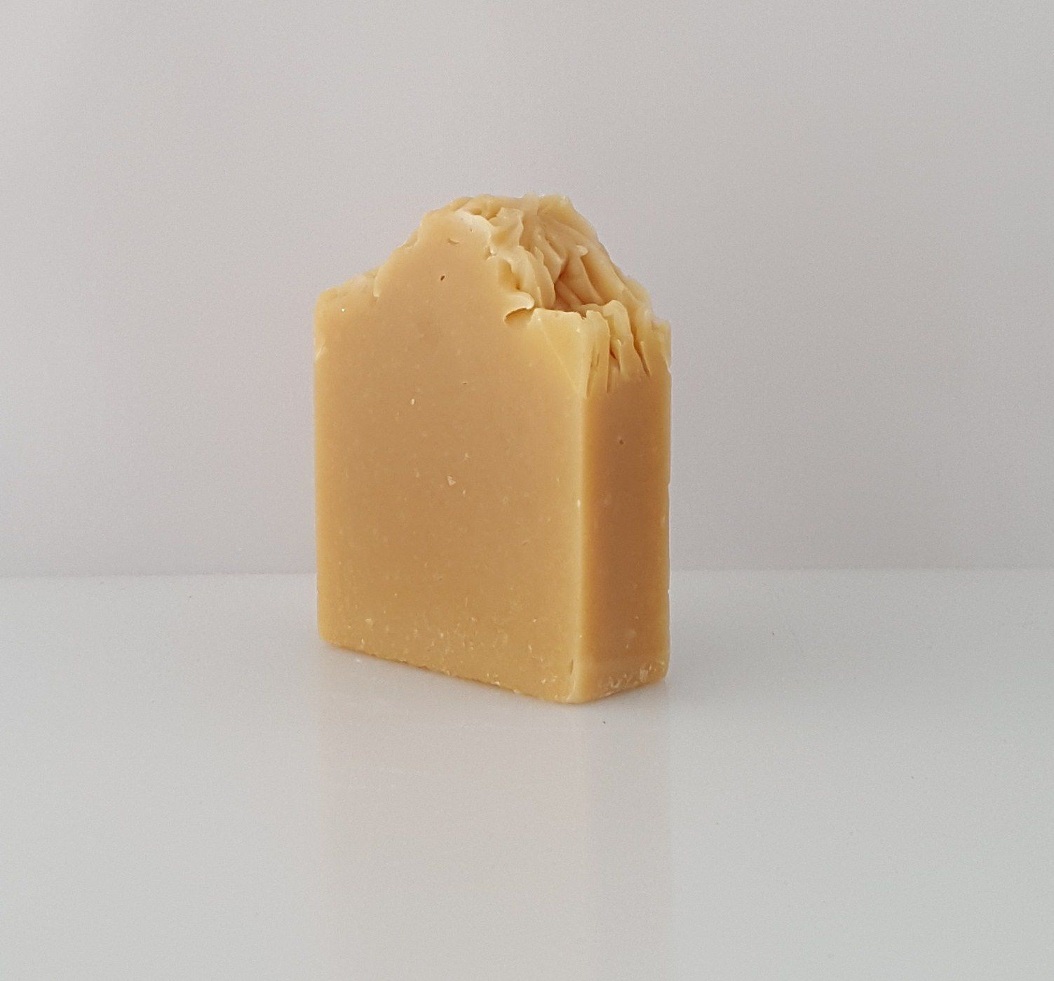 honey natural bar cold handmade soap process