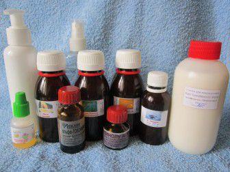 cosmetics conditioner lesson gradually making