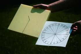 time sundial clock unusual make