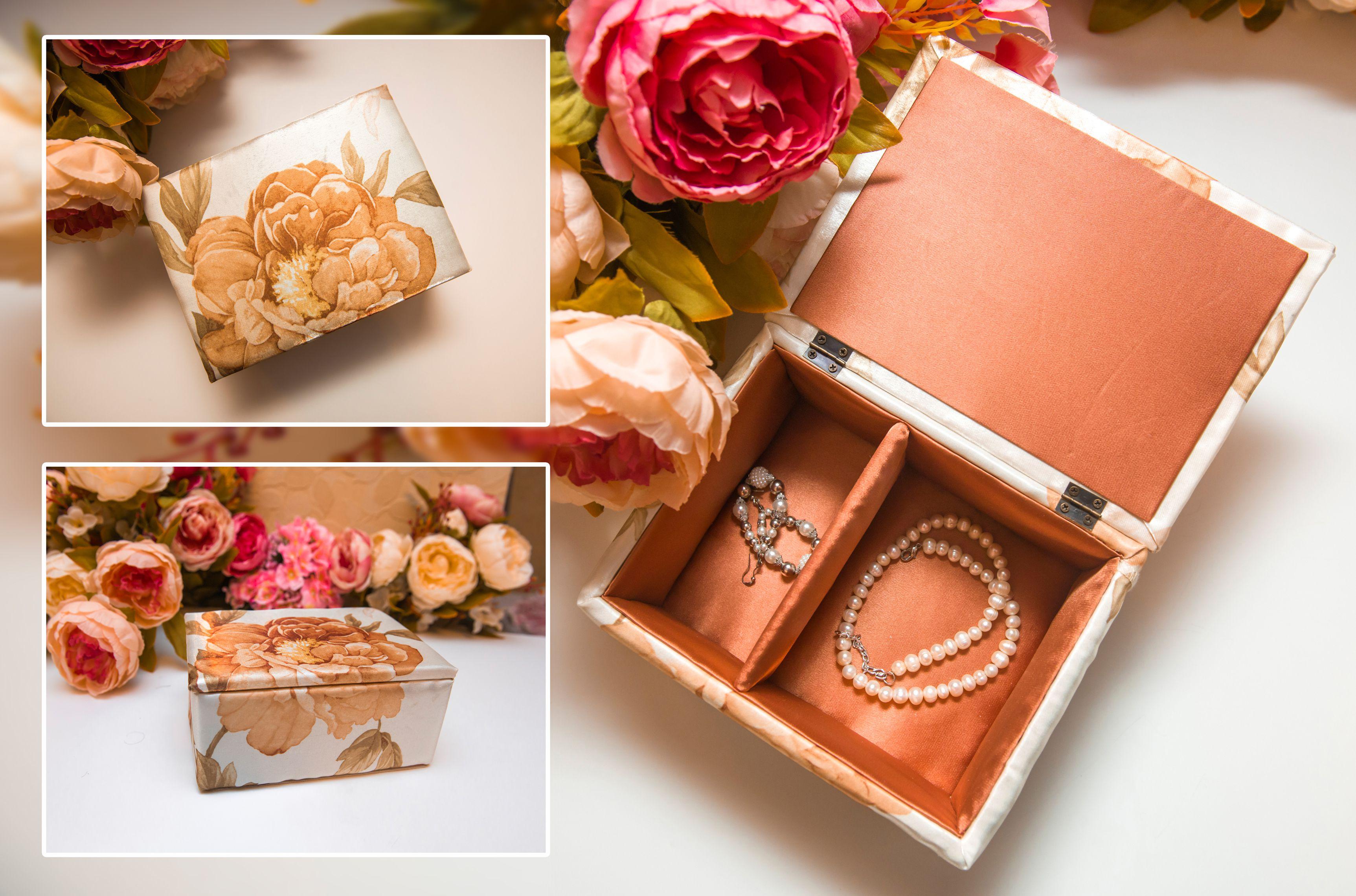 handmade gift casket