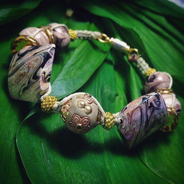 bracelet tender mascot handmade