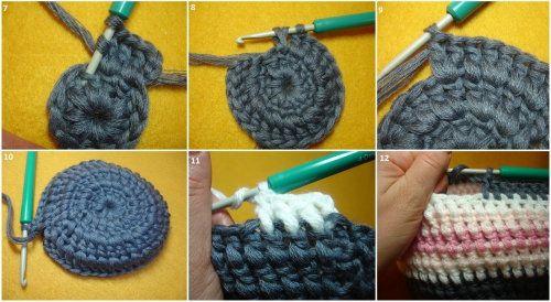 hats goods baby crochet textile