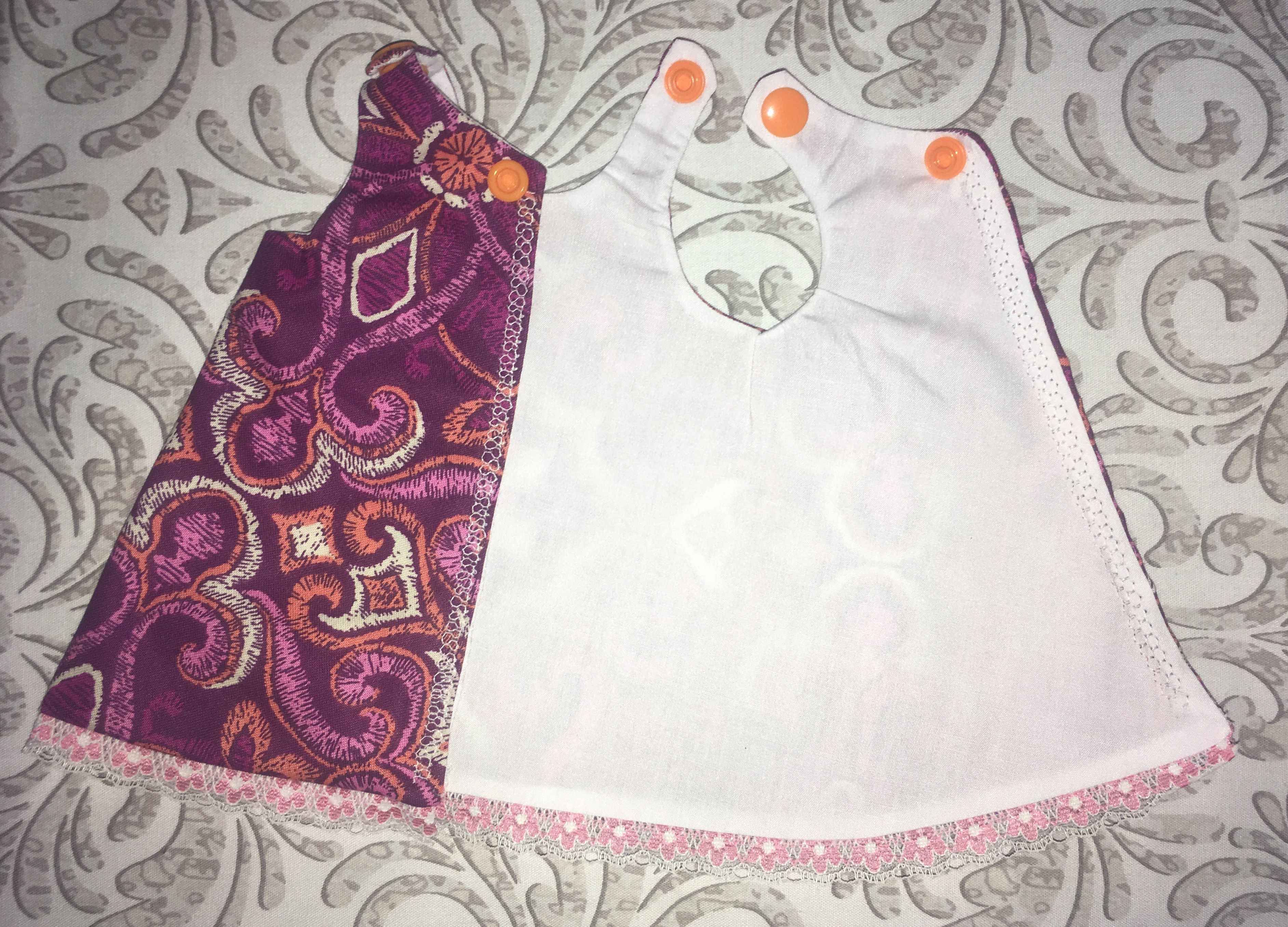 dolly reversible dress