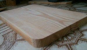 cutting board handicrafts wood make