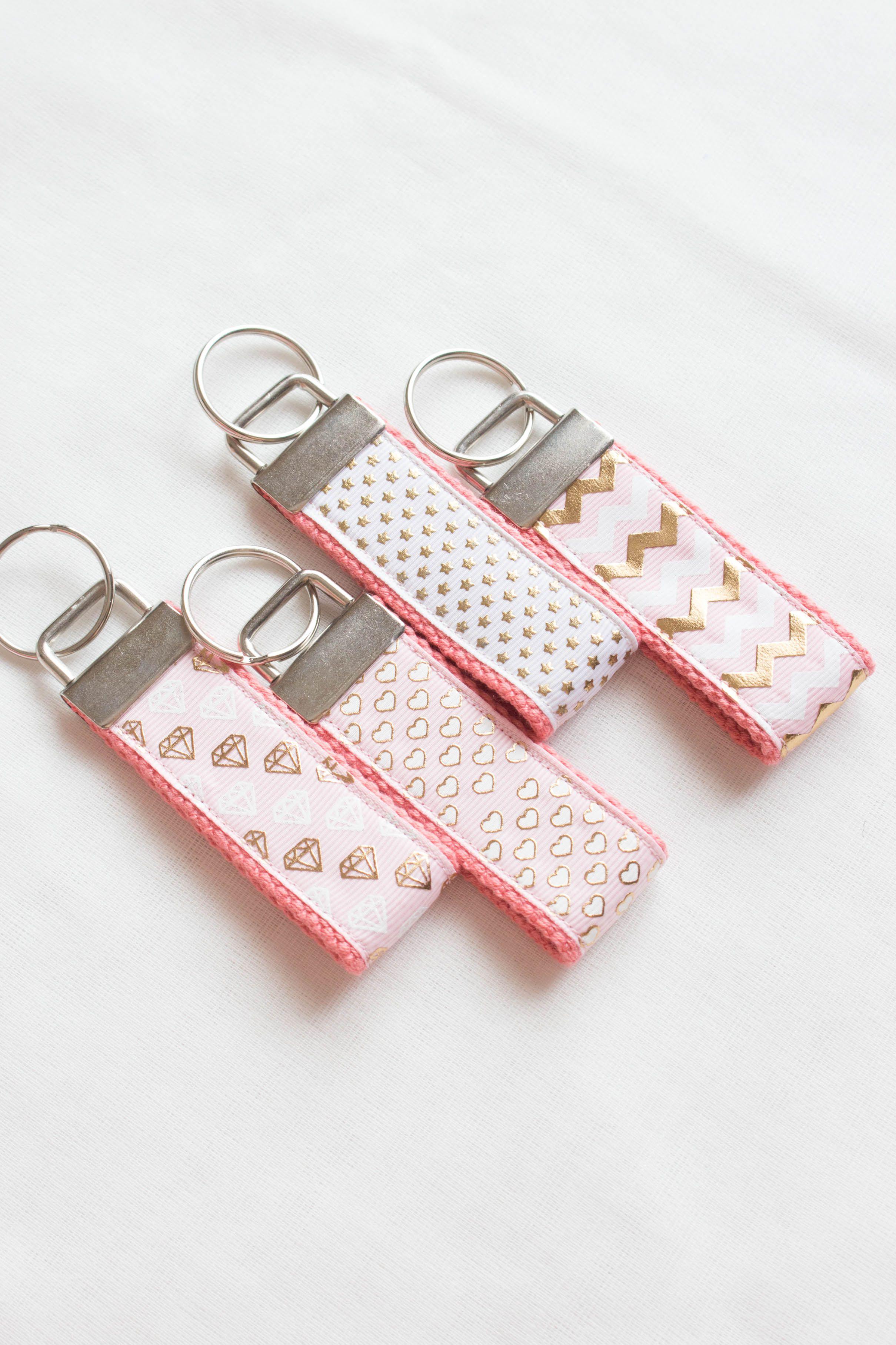 unique keychain accessory handmade kawaii