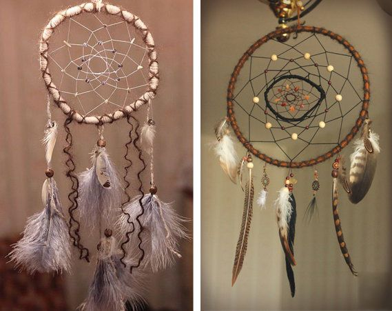 dreamcatcher amulet hoop make accessories