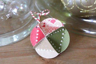 crafts holidays tree decorations christmas paper
