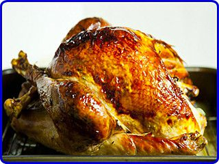 cookery baked turkey cook recipe