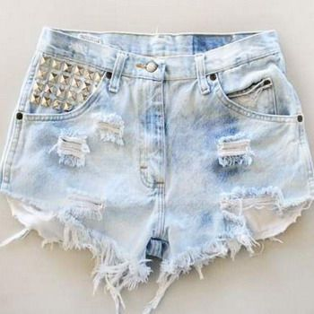cut off how to make shorts
