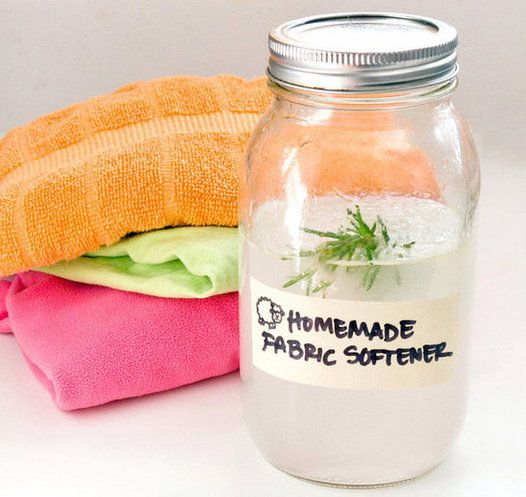 fabric softener advice washing make