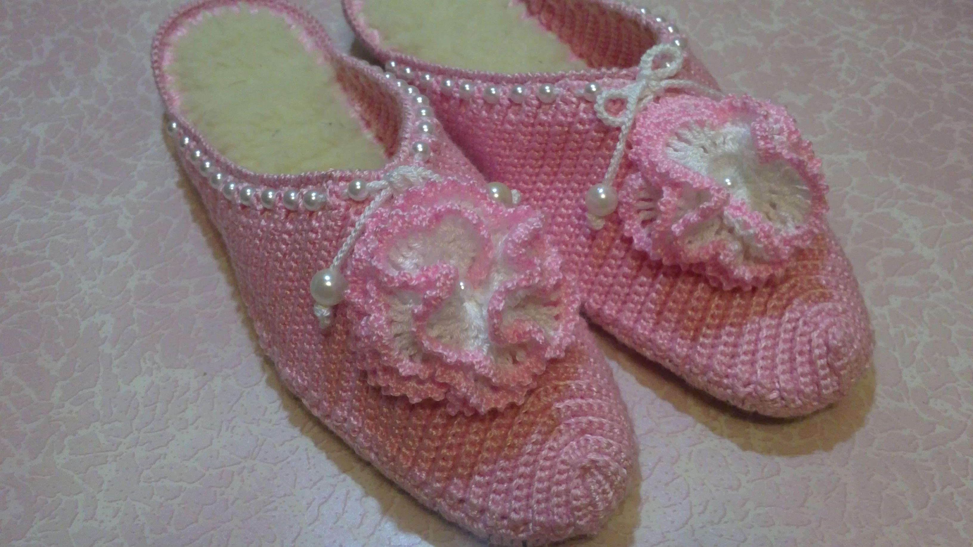 slippers handmade