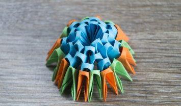 egg crafts easter origami paper
