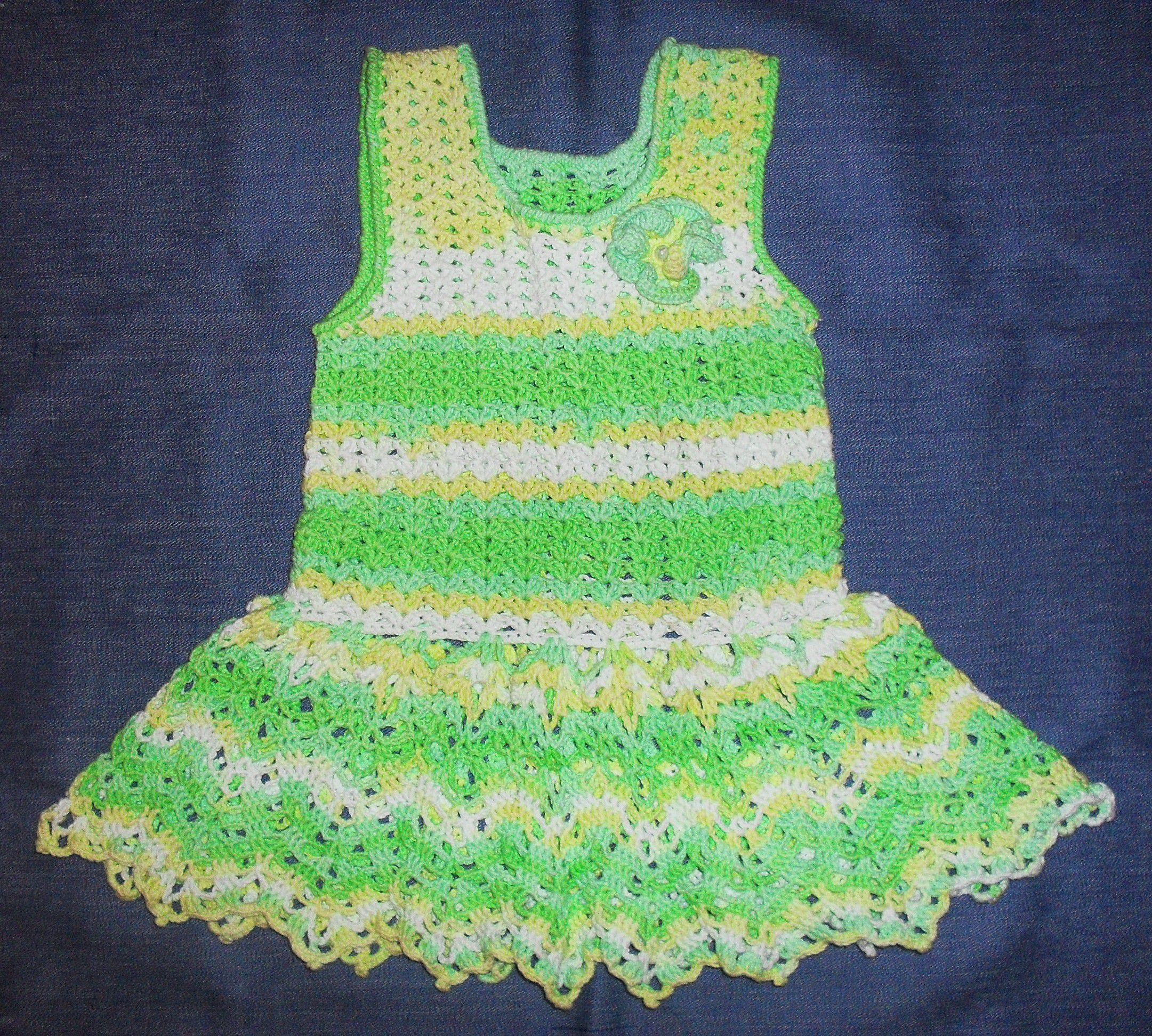 cotton children pinaforedress