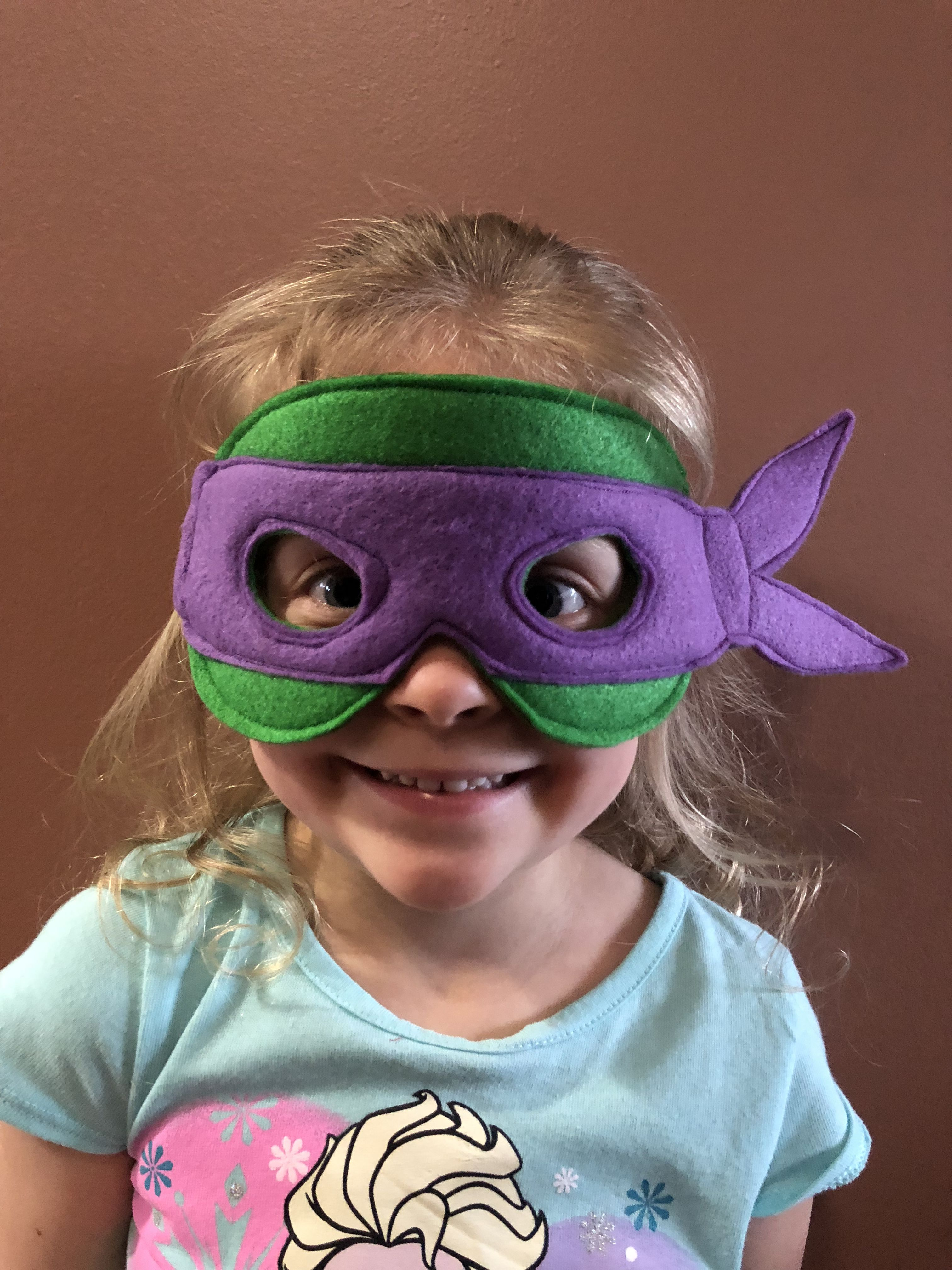 Halloween ninja_turtle halloween_mask dramatic_play