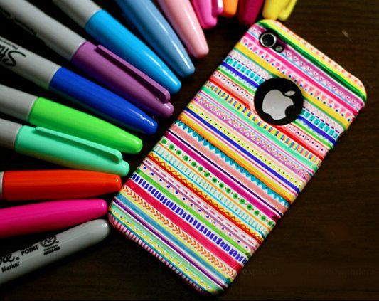 make cases decor phone ideas