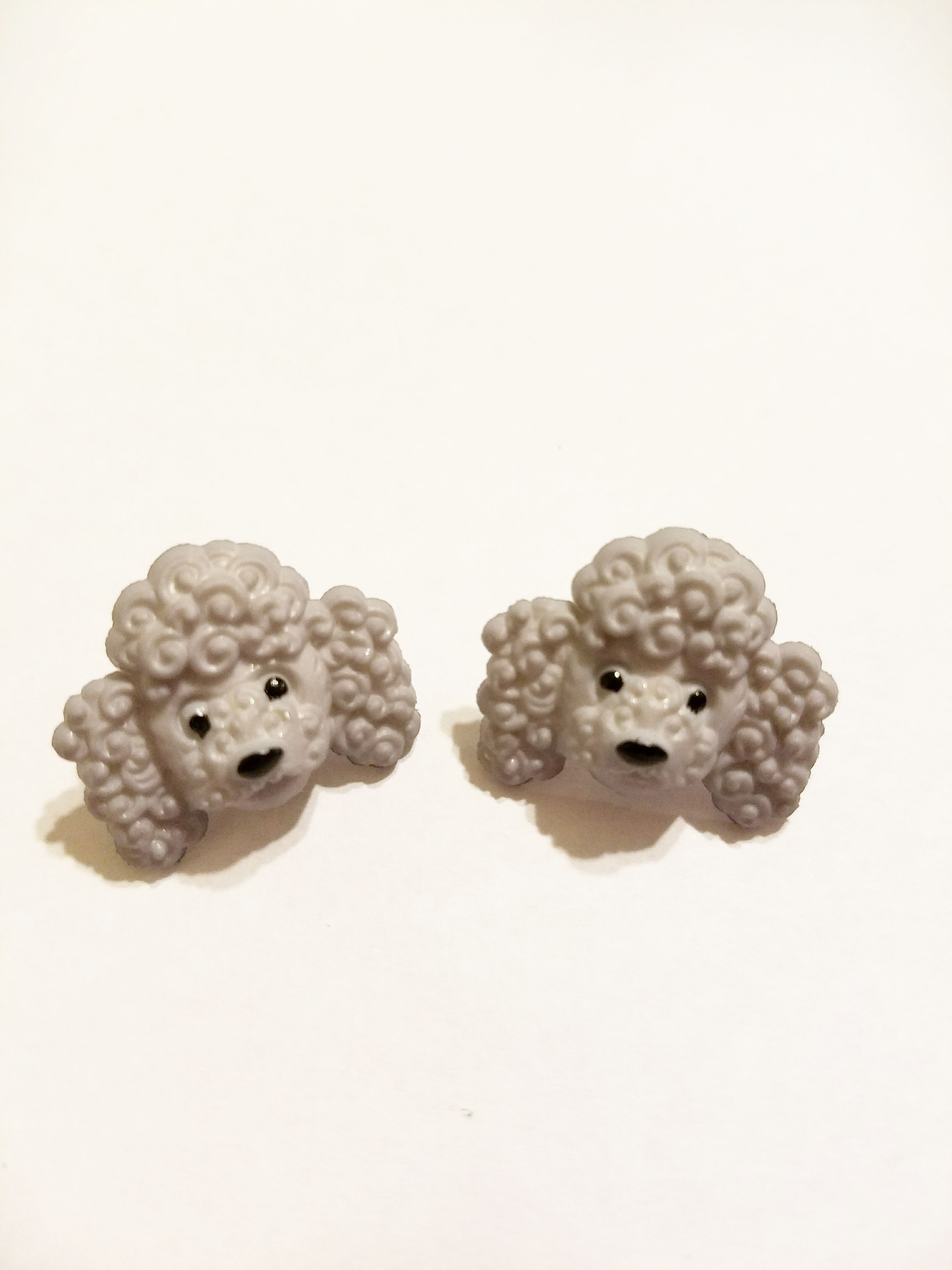 earrings jewelry kriszcreations giftsforher poodle