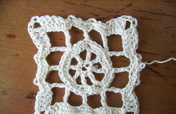 tablecloth goods crochet textile thread