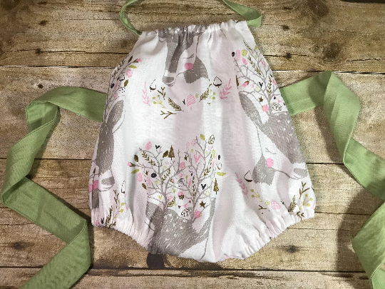 wear girl boutique baby deer gift clothes with coming girls romper outfit home handmade shower