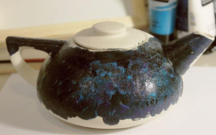 teapot ceramic tea