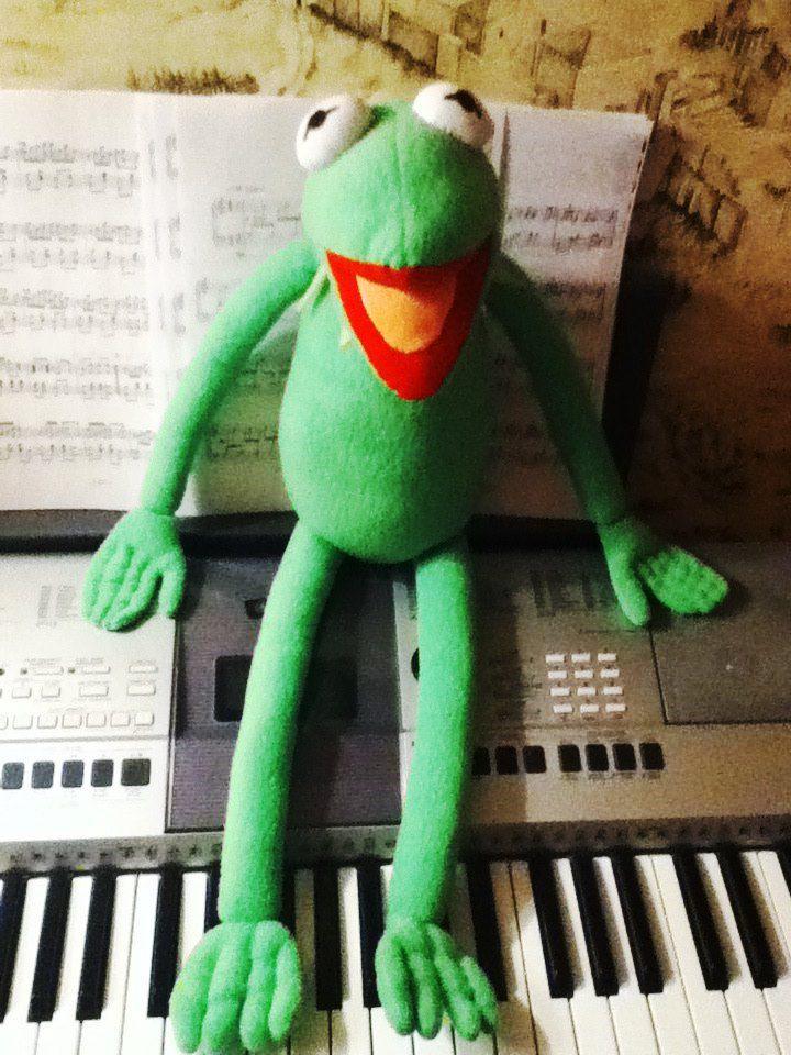 toy muppets kermit