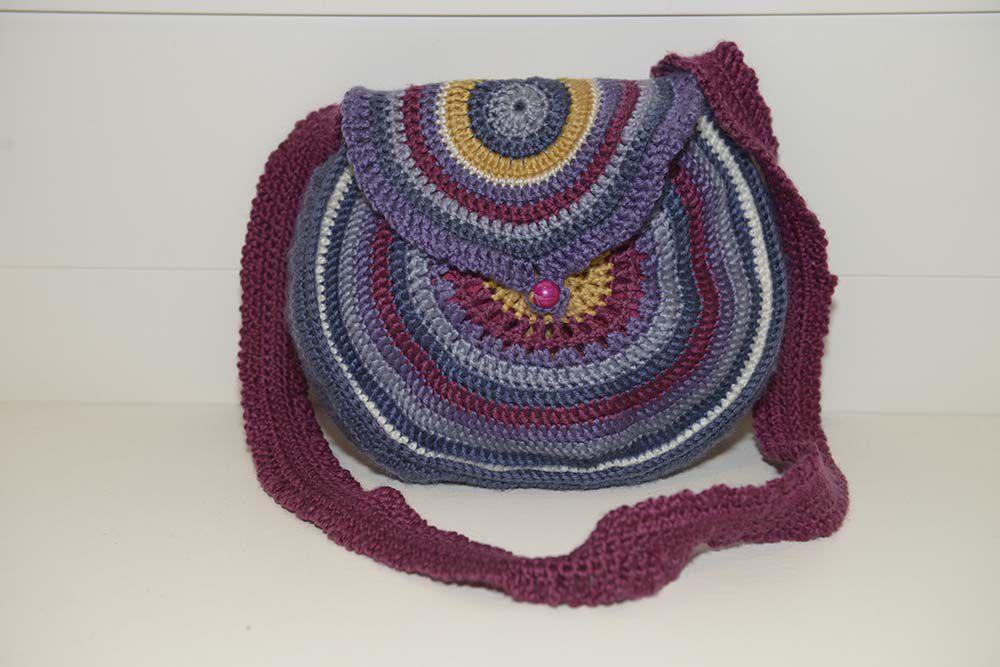 bag yarn handmade