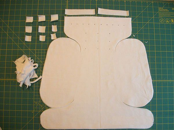 children cloth make for diapers