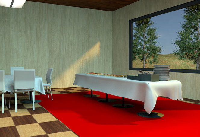 dining decorate house steps room