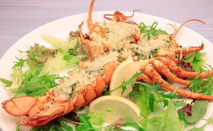 tail cookery cook lobster recipe