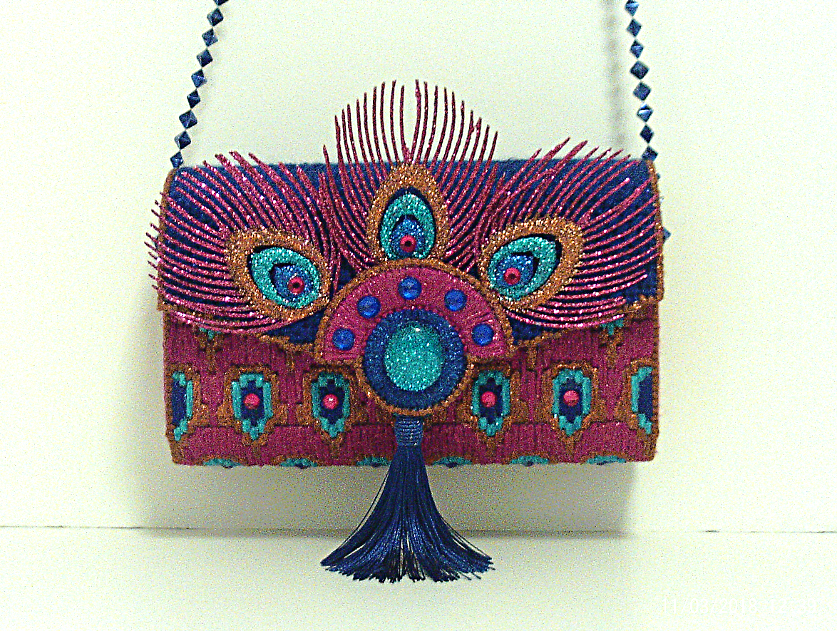 accessories unique purse fashionable exotic stylish elegant