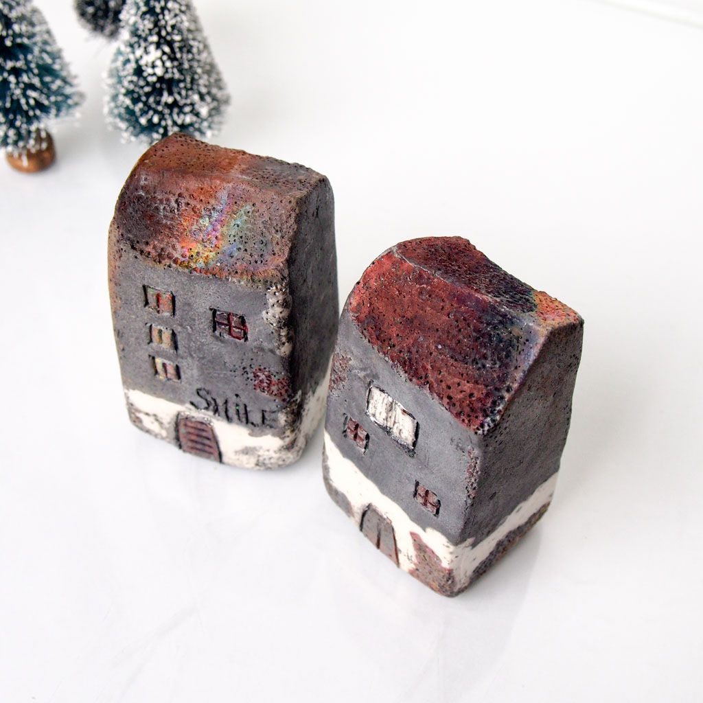 ceramics pottery home raku
