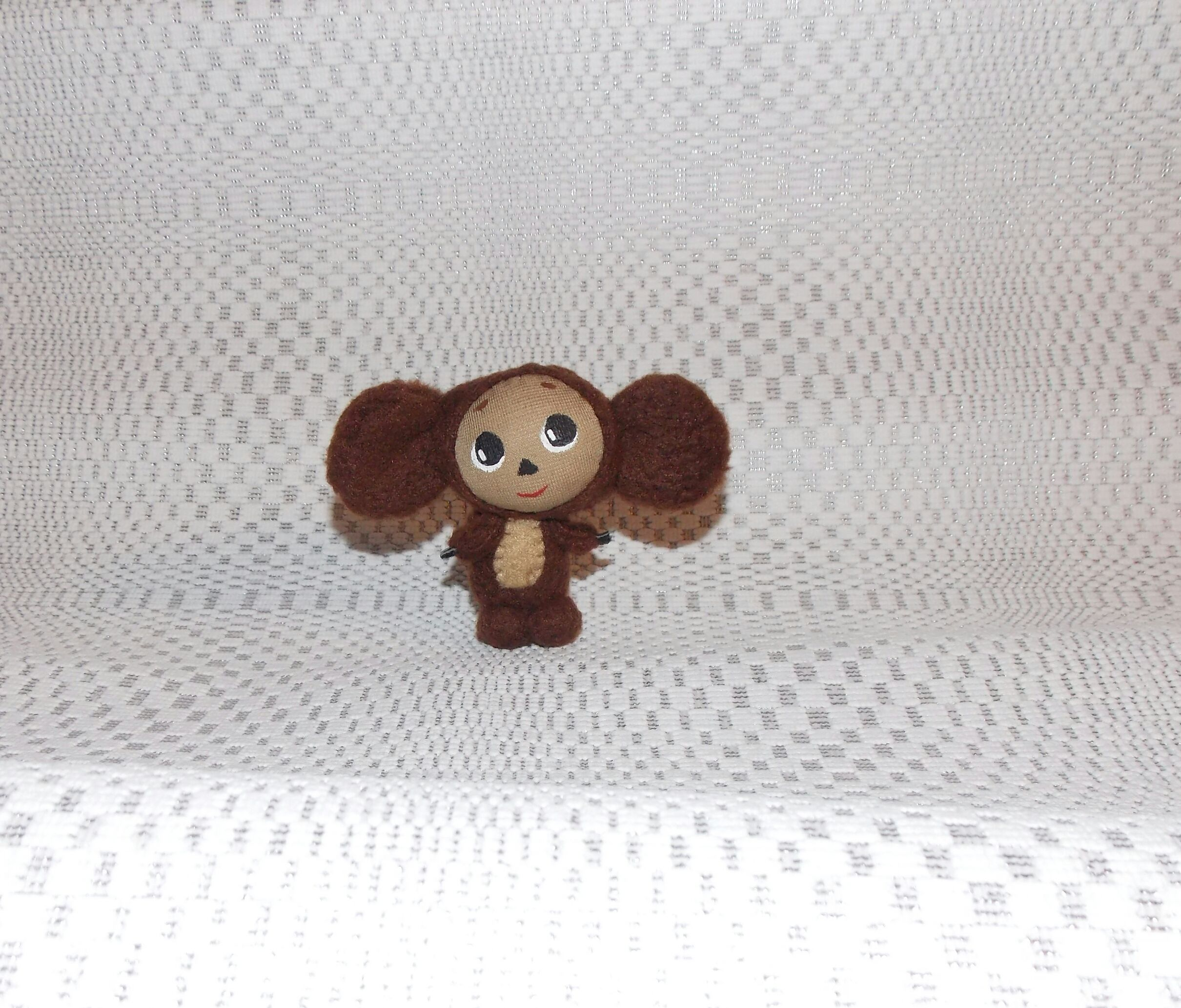 toy children cheburashka handmade