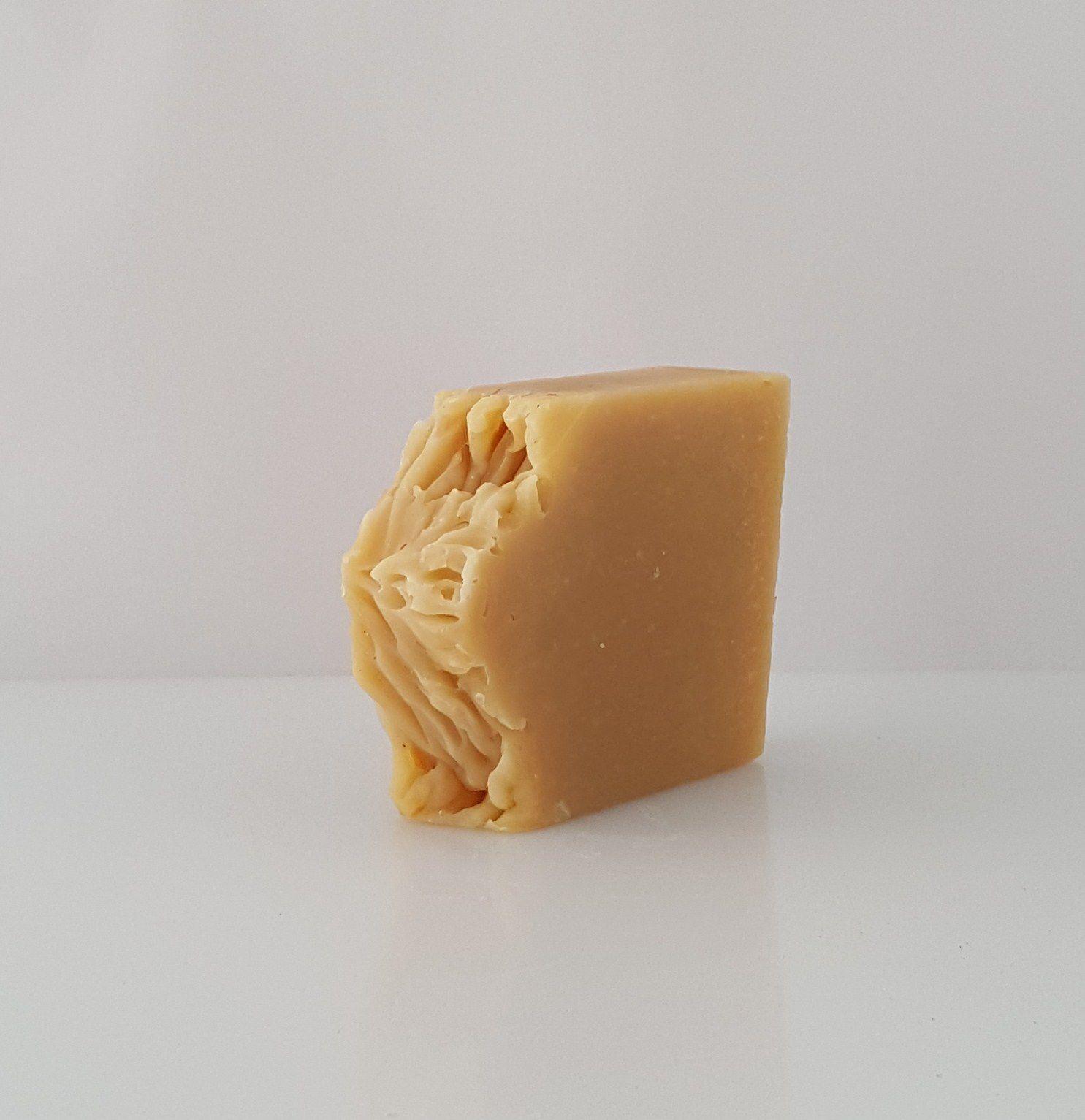 handmade process honey soap natural cold bar