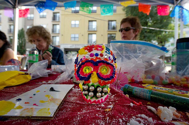 sugar hack decoration skulls making