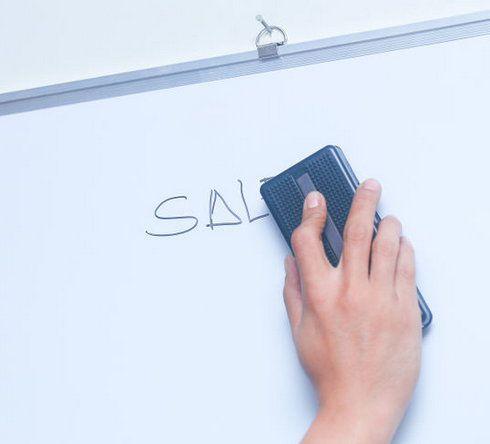 board transparent erase dry make