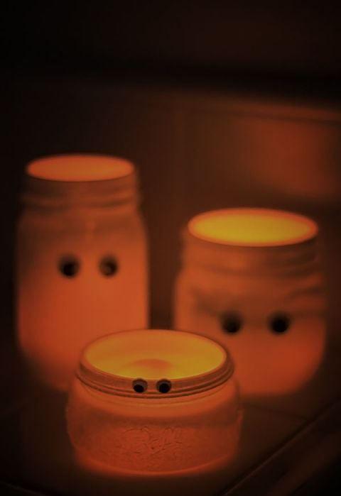 original holiday decor amazing halloween masonjar idea jar
