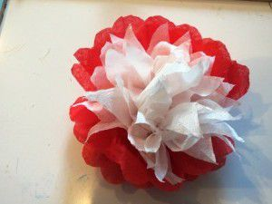 from napkins flowers crafts paper